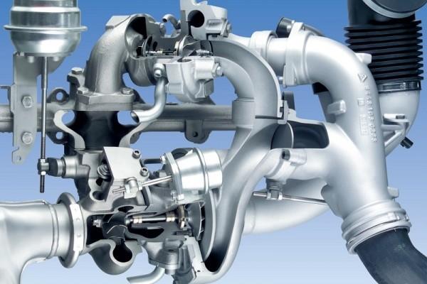 Turbocompresor de gases de escape